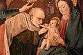 Pittore napoletano forse da jan van eyck, adorazione dei magi, 1455-60 (gall. sabauda) 05.JPG