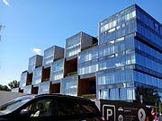 Pixel building, Poznan