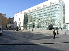 Museo de Arte Contemporáneo de Barcelona (1987-1995)