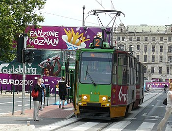 Linia tramwajowa nr 2
