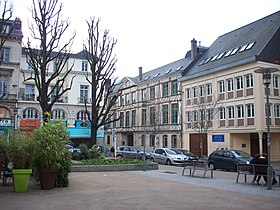 Image illustrative de l'article Place des Carmes (Rouen)