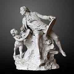 Hommage to Boucher by Jean-Paul Aube-RF 1005