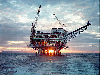 Offshore oil and gas in California