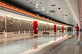 Platform of Daxing Airport Subway Station, departures (20191027184953).jpg