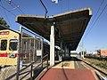 Platform of Nishitetsu-Shingu Station 6.jpg