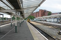 Platform one at chester station.jpg