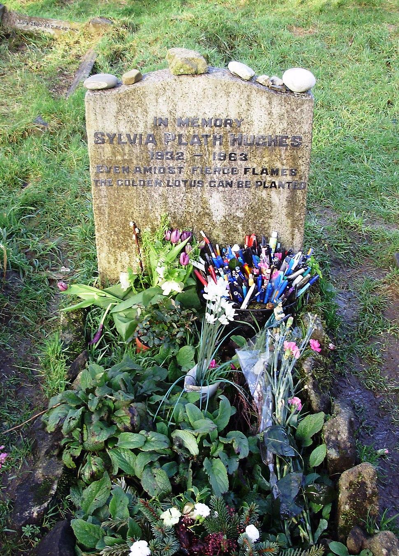 Plath Grave15