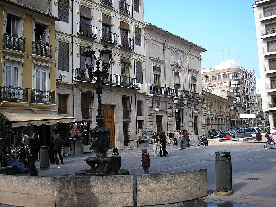 PlazaAytoSueca