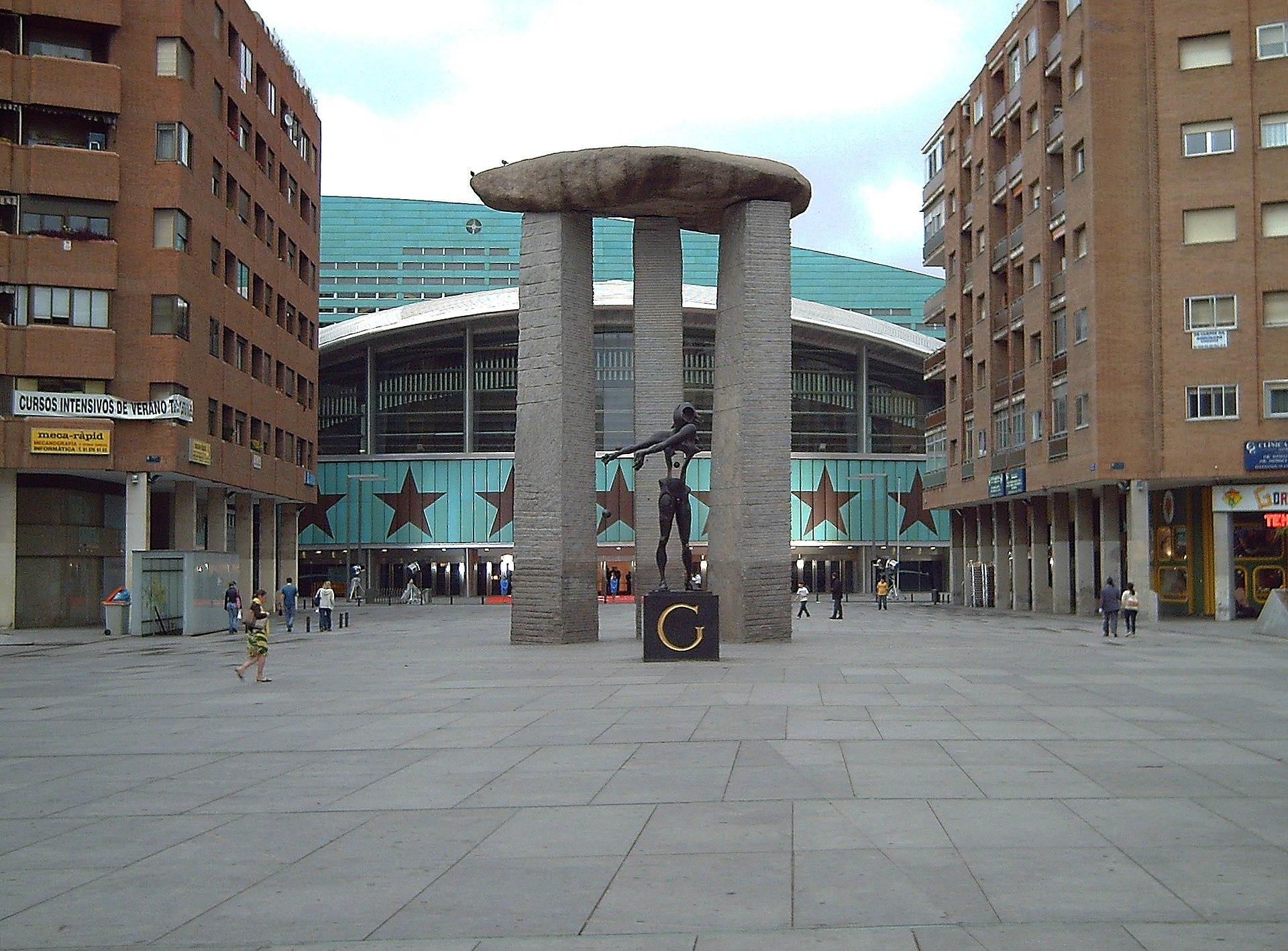 Goya madrid wikipedia la enciclopedia libre for Codigo postal del barrio de salamanca en madrid