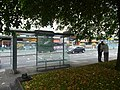 Plymouth , Royal Parade Bus Stop - geograph.org.uk - 1445668.jpg