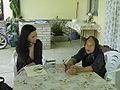 Poganovci-(20090614-19)-Rada-Stijovic-i-baka-Maca-Viljanac.jpg
