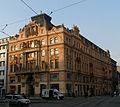 Pojišťovna (Nové Město), Praha 1, Václavské nám. 832, Nové Město.JPG