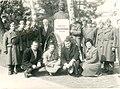 Polaganje venaca na spomenik narodnom heroju Veri Radosavljevic Nadi u Negotinu.jpg