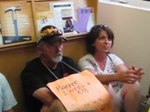 File:Police arrive at Fredericton postal workers' occupation of MP Keith Ashfield's office.ogv