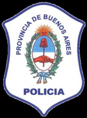 Buenos Aires Provincial Police - Image: Policia bonaer emblem
