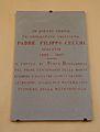 Ponte Buggianese Padre Filippo Cecchi plaque 01.JPG