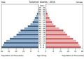 Population pyramid of the Solomon Islands 2016.png