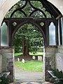 Porch, St Andrew's Church - geograph.org.uk - 1105838.jpg