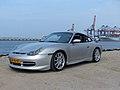 Porsche GT3 at Europort (9293412039).jpg