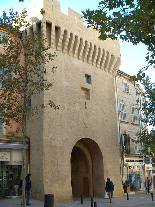 Photo - Porte de Bourgneuf