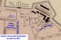 Porte de Roubaix et environs sur plan de Lille en 1857.png