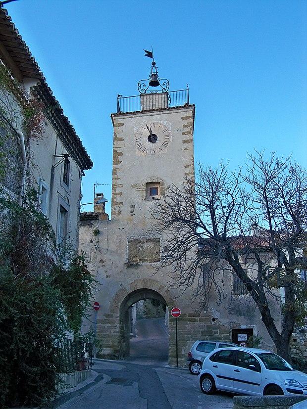 Monument historique à Vedène