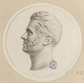 Jacques-Marie Huvé French architect