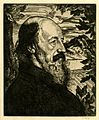 Portrait of Lord Tennyson by William Strang 1896.jpg