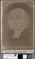 The Rev. James Price