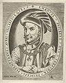 Portret van Emanuel Philibert, hertog van Savoye Portretten van heersers (serietitel), RP-P-1881-A-4783.jpg