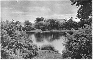 Cherry Run - Image: Potomac River Cherry Run Plate I WB Clark 1898