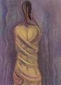 Poupetova Miluse - Smutek mne ovíjí tak jako bylina horka, olej na platne, 60x40cm, r. 1999, pulfigura.jpg