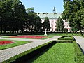 Poznań - Park przy Kolegium Jezuickim, ob. Park Chopina, ul. Podgórna - MF-IMG 1514.JPG