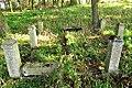 Pozostałości grobów na Cmentarzu Ewangelickim w Bógpomóż Stary.jpg