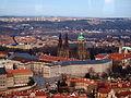 Pražský hrad z Petřína.JPG