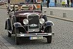 Praga Alfa-cabrio, 2013 Oldtimer Bohemia Rally.JPG
