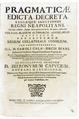 Pragmaticae, edicta, decreta, regiaeque sanctiones Regni Neapoletani, 1715 - 285.tif