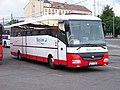 Praha, Nádraží Holešovice, SOR LH 12 BusLine, Rumburk - Praha.jpg
