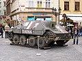 Praha, Staré Město, 65 let od války, tank 01.jpg