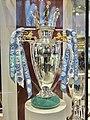 Premier League Trophy at Manchester's National Football Museum (Ank Kumar) 02.jpg