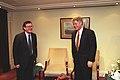 President Bill Clinton with David Trimble.jpg