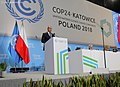 President Rumen Radev attends the UN Climate Change Conference in Katowice, Poland 09.jpg