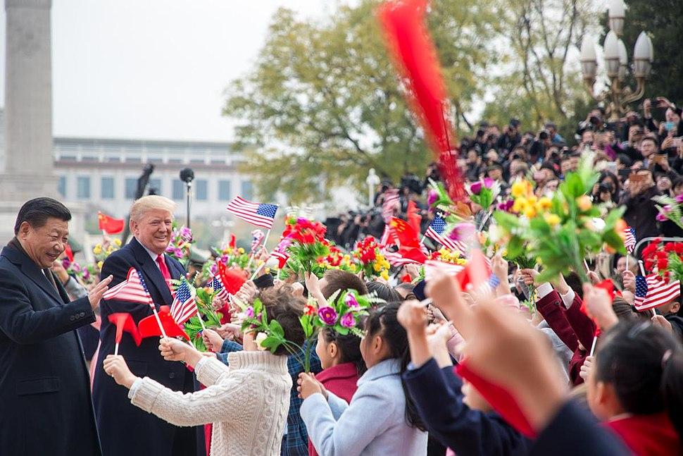 President Trump%27s Trip to Asia (37575409684)