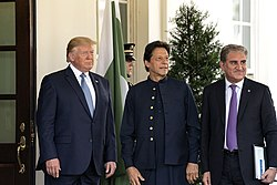 President Trump Meets with the Prime Minister of Pakistan (48348803926)
