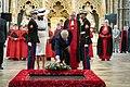 President Trump and First Lady Melania Trump's Trip to the United Kingdom (48007770137).jpg