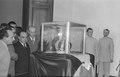 Presidente Getúlio Vargas visita o Museu Imperial após a sua inauguração.tif