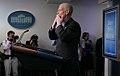 Press Secretary Tony Snow gives his final press briefing.jpg