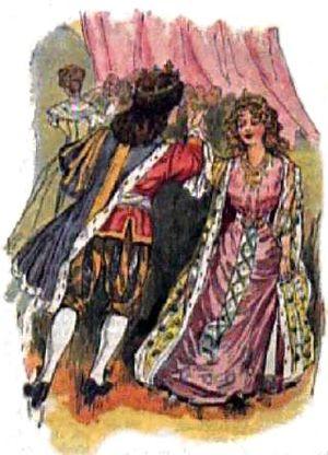 Electra complex - Prince Charming hero meets Cinderella heroine (1912)