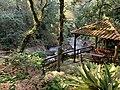 Principal rio de Visconde de Mauá cortando uma pousada em área de proteção ambiental (APA) de Itatiaia.jpg