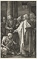 Print, S. Peter and S. John Healing the Lame at the Gate of the Temple, 1513 (CH 18389457).jpg